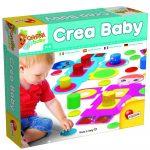 Logikus gondolkodás fejlesztő játékok - Logikai játékok - Crea Baby - Színes formák játéka