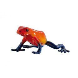 Figurák - Állatok - Bullyland vörös nyílméregbéka