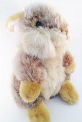 Plüssök - Állatok - Nyuszi barna-bézs