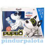 Interaktív játékok - Robomancs az okoskutya - Silverlit Pupbo