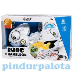 Interaktív játékok - Robo Kaméleon