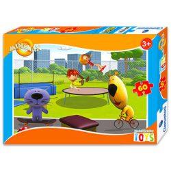 Junior puzzle - Minimax puzzle 60db