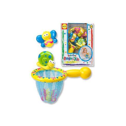 ALEX ÁLLATKÁK A KÁDBAN - Fürdőszobai Játékok