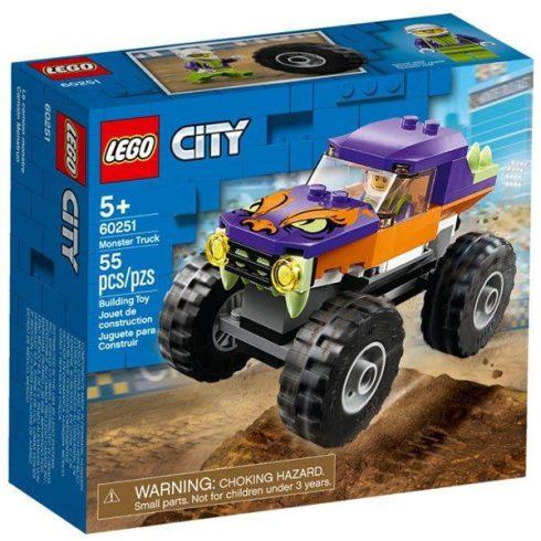 LEGO City - 60251 Óriás-teherautó