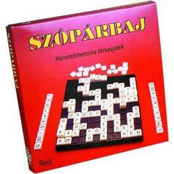 Családi társasjátékok - Szópárbaj háromdimenziós társasjáték