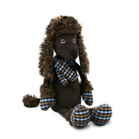 Plüss kutyák - Artemon the Poodle plüss fiú kutya, Orange Toys, kicsi