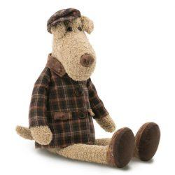 Plüss kutyák - Richie the Dog Plüss kutya, Orange Toys, nagy