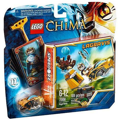 70108 LEGO - Chima - Királyi pihenő