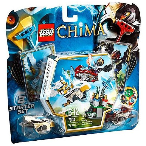 70114 LEGO - Chima - Égi párviadal