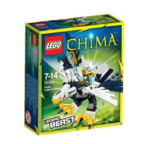 70124 LEGO - Chima - Eris - Legendás Vad Sas