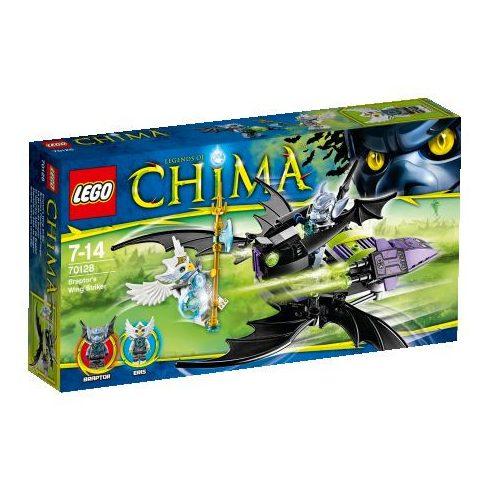 70128 LEGO - Chima - raptor szárnyas támadója