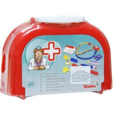 Szerepjátékok - Doktor - Simba Toys - Doktortáska