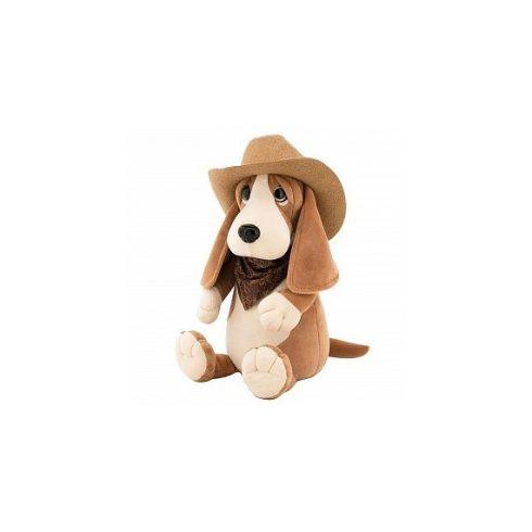 Plüss kutyák - Billy the Basset Plüss kutya, Orange Toys