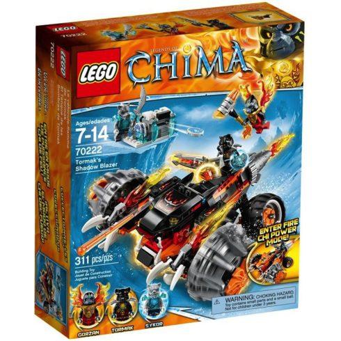 70222 LEGO - Chima - Tormak árnyékpengéje