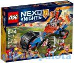 Építőjátékok - Építőkockák - 70319 LEGO Nexo Knights Macy mennydörgő járgánya