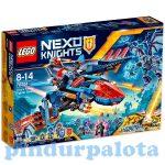 LEGO Nexo Knights - 70351 LEGO NEXO KNIGHTS Clay sólyomvadász ágyúja
