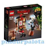 LEGO Ninjago - A Lego nindzsák harca - 70606 LEGO Ninjago Spinjitju kiképzés