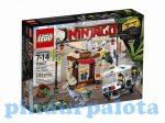 LEGO Ninjago - A Lego nindzsák harca - 70607 LEGO Ninjago NINJAGO City Üldözés