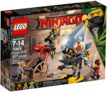 LEGO Ninjago - A Lego nindzsák harca - 70629 LEGO Ninjago Piranha támadás