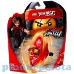 LEGO Ninjago - A Lego nindzsák harca - LEGO Ninjago Kai Spinjitzu mester