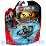 LEGO Ninjago - A Lego nindzsák harca - LEGO 70634 Ninjago Nya Spinjitzu mester
