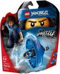 LEGO Ninjago - A Lego nindzsák harca - LEGO Ninjago Jay Spinjitzu mester