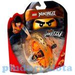 LEGO Ninjago - A Lego nindzsák harca - LEGO Ninjago Cole Spinjitzu mester