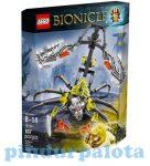 Építőjátékok - Építőkockák - LEGO 70794 - Bionicle - Koponyaskorpió