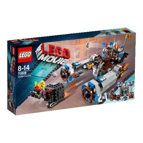 70806 LEGO - Kastély gépezet