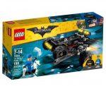 Lego - Hero - Factory - LEGO Batman Movie 70918 Denevér homokfutó