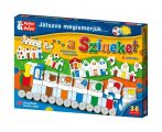 Társasjátékok ovisoknak - Játszva megismerjük a színeket