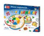 Társasjátékok gyerekeknek - Keller&Mayer - Játszva megismerjük a formákat