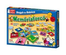 Bogyó és Babóca játékok - Bogyó és Babóca Memóriaforgó - Keller Mayer