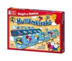 Kirakós játékok - Bogyó és Babóca Hullámkirakó