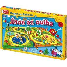 Bogyó és Babóca Úton az oviba - Keller&Mayer