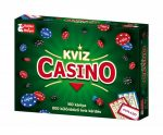 Társasjáték - Taktikai társasjáték - Családi társasjátékok - Kvíz Casino