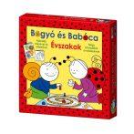 Társasjátékok - Bogyó és Babóca Társasjáték Évszakok