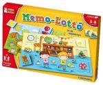 Társasjátékok gyerekeknek - Keller&Mayer Memória Lotto