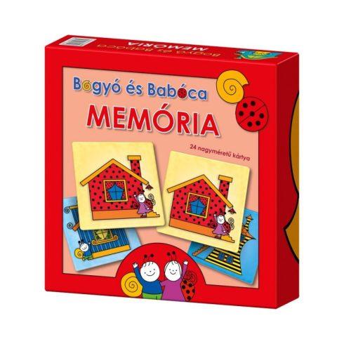 Memória játékok - Bogyó és Babóca Memória játék