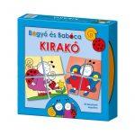 Bogyó és Babóca játékok - Bogyó és Babóca Kirakó