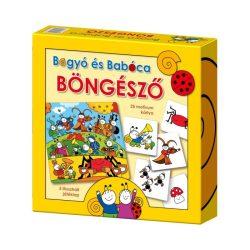 Társasjáték - Oktató - Fejlesztő - Bogyó és Babóca Böngésző játék