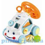 Fejlesztő játékok - Bébi játékok - Tomy activity autó