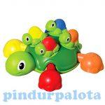 Pancsolós játékok - Tomy teknős pajtik fürdőjáték