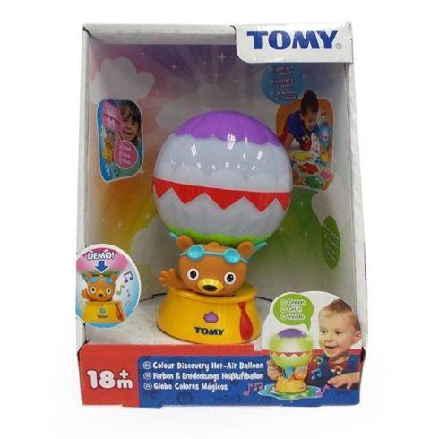 Fejlesztő játékok - Bébi játékok - Tomy színválasztó léggömb