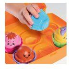 Fejlesztő játékok - Bébi játékok - Tomy muffin válogató bébijáték