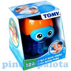 Pancsolós játékok - Fürdetős játékok babáknak - Tomy Medúza pancsi fürdőjáték