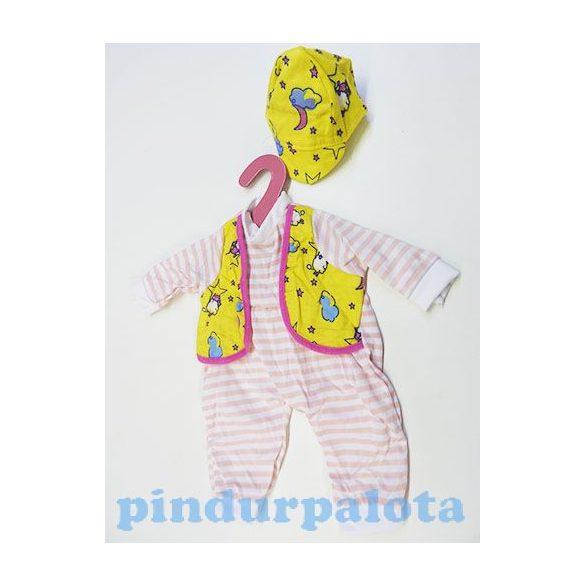 766b17d7f1 Játékbabák - Baba kellékek - Babaruha rózsaszín