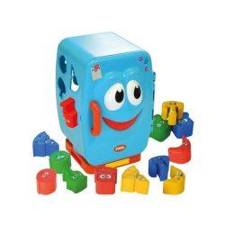 Ügyességi játékok - Trükkös Frigó
