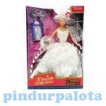 Műanyag babák - Menyasszony baba, Trendy Fashion