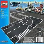 7281 LEGO - Elágazás és kanyar